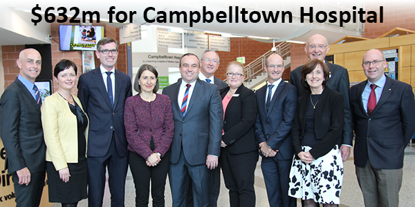 Campbelltown Upgrade