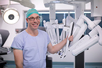 Liverpool Hospital leads the way in robotic surgery