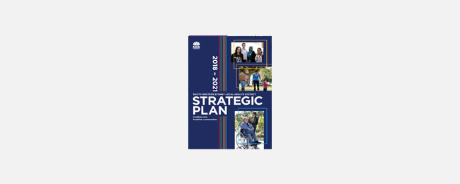 Strategic Directions Plan 2018 – 2021