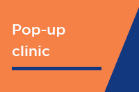 Pop-up clinic opens at the Crossroads Hotel